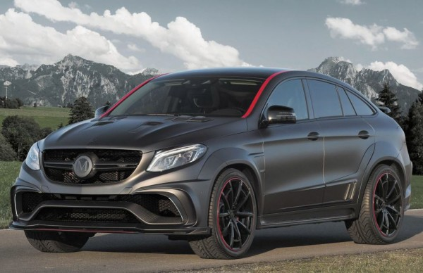Mansory Mercedes GLE63 Coupe-0