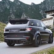 Mansory Range Rover Sport SVR-1