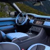 Mansory Range Rover Sport SVR-5