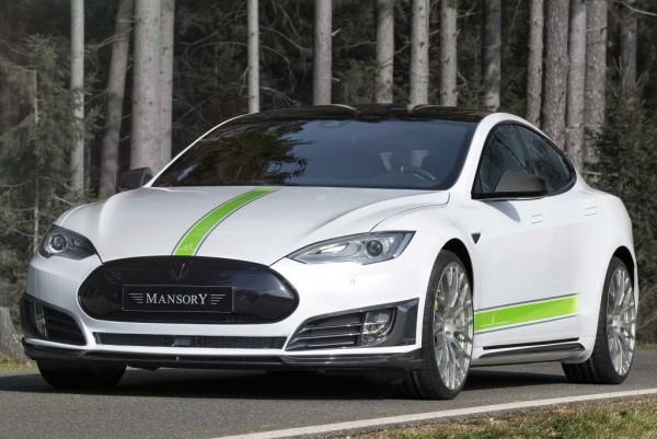 Mansory Tesla Model S-0