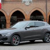 Maserati Levante Action-19
