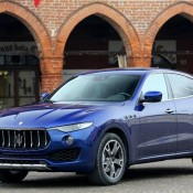 Maserati Levante Action-22
