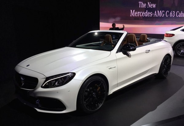 Mercedes-AMG C63 Cab-NYIAS-0