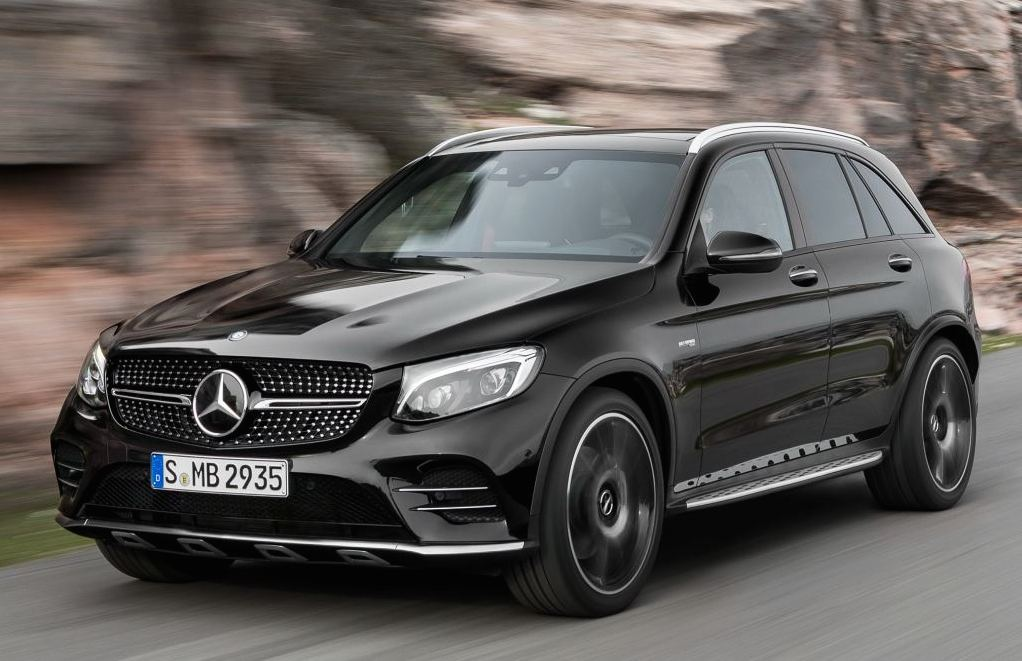 Official Mercedes Amg Glc 43