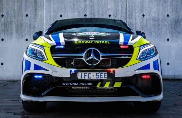 Mercedes-AMG GLE63-cop-car-3