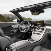 Mercedes C-Class Cabriolet-5