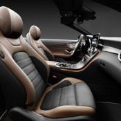 Mercedes C-Class Cabriolet-6