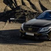 Mercedes S63 AMG-slammed-1