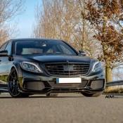 Mercedes S63 AMG-slammed-7