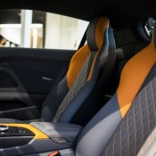 Orange Pearl Audi R8 V10-11