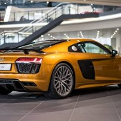 Orange Pearl Audi R8 V10-2
