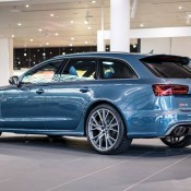 Polarblau Audi RS6-2