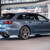 Polarblau Audi RS6-4