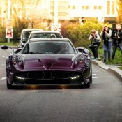 Purple Pagani Huayra-1