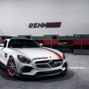 RENNtech Mercedes AMG GT Photoshoot-1
