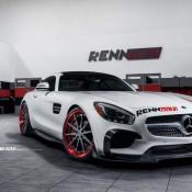 RENNtech Mercedes AMG GT Photoshoot-2