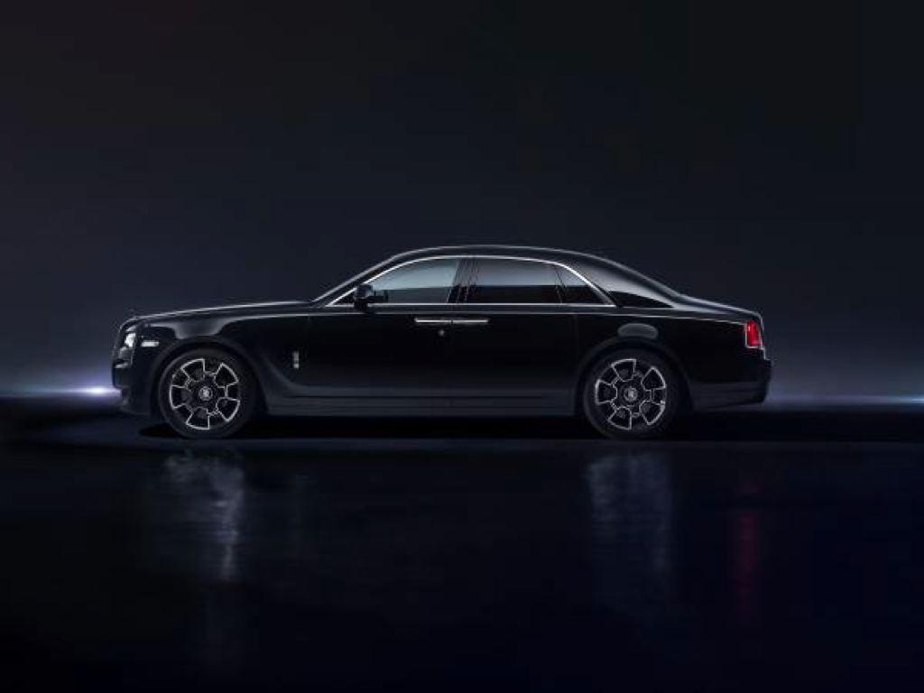 Rolls-Royce Black Badge Editions Unveiled in Geneva