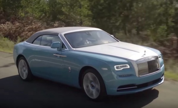 Rolls-Royce Dawn-tested