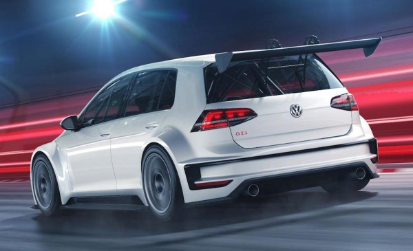 VW Golf GTI TCR-2