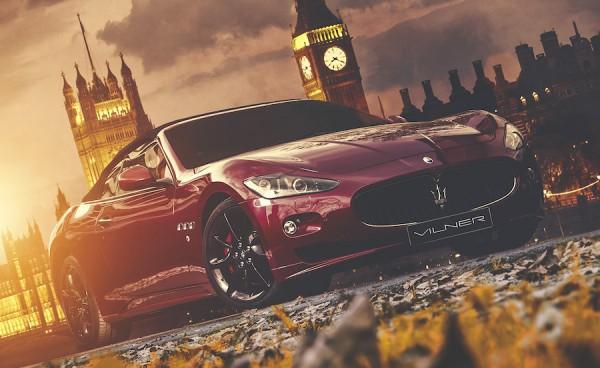 Vilner Maserati GranCabrio-0