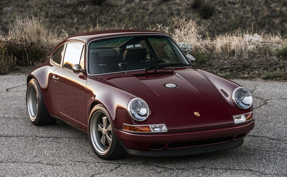 Ski Rack For Car >> Singer 911 'North Carolina' and 'Florida' Set for Concours Debut