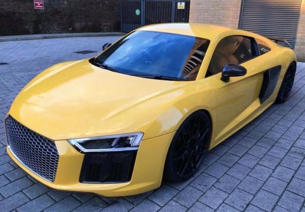 2016 Audi R8 ADV1-0