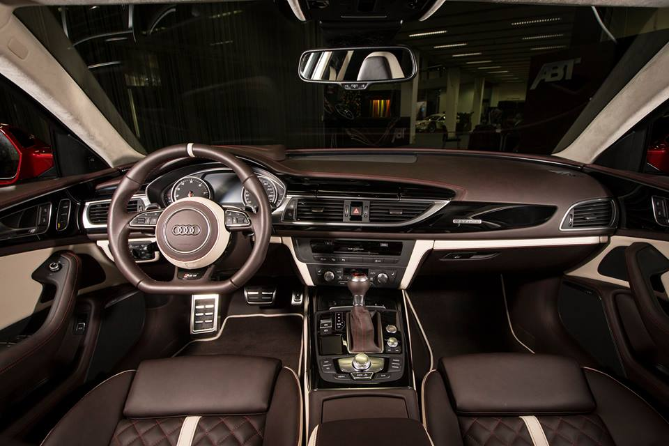 TopGear   This is a 1,003bhp Audi RS6 Avant hybrid