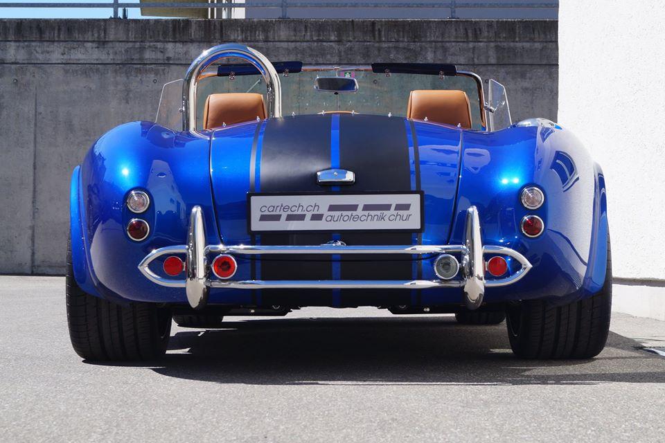 Ac Cobra Replica By Cartech Is Sweeeeet
