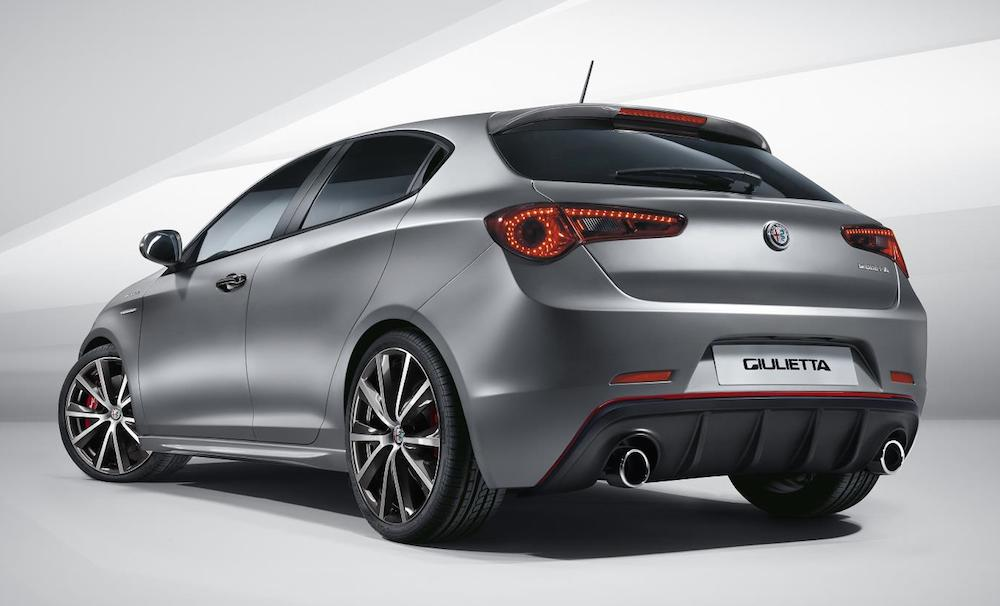 alfa romeo giulietta facelift uk pricing revealed. Black Bedroom Furniture Sets. Home Design Ideas