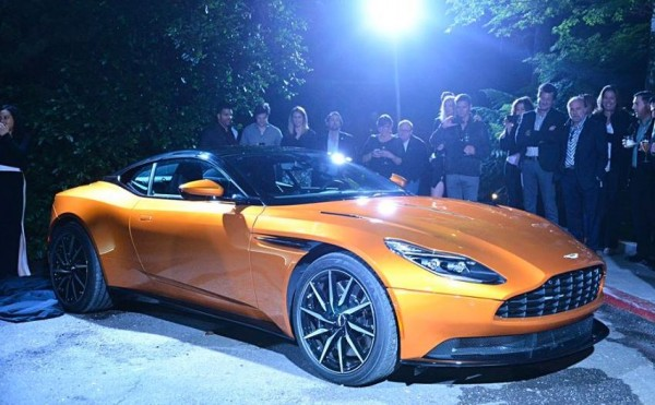 Aston Martin DB11 Beverly Hills 0 600x371 at Gallery: Aston Martin DB11 Beverly Hills Launch Event