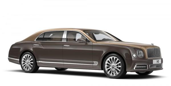 Bentley Mulsanne First Edition-0