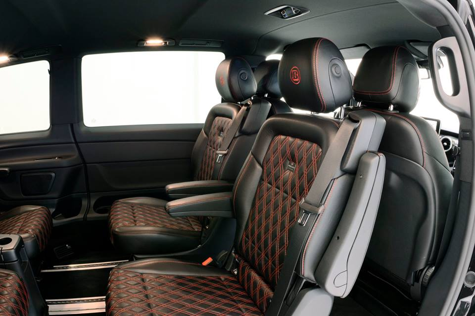 Brabus Mercedes V250 Is A Van Like No Other