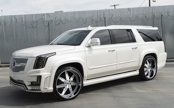 Cadillac Escalade Forgiato-0