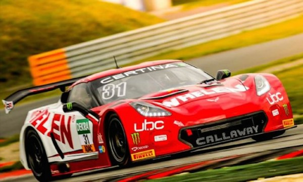 Callaway C7 GT3-R-0
