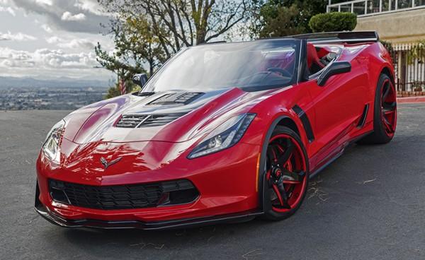 Callaway Corvette Z06-0
