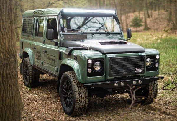 Carlex Design Land Rover Defender-0