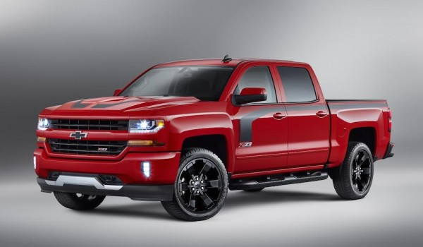 Chevrolet Silverado Rally Edition-1