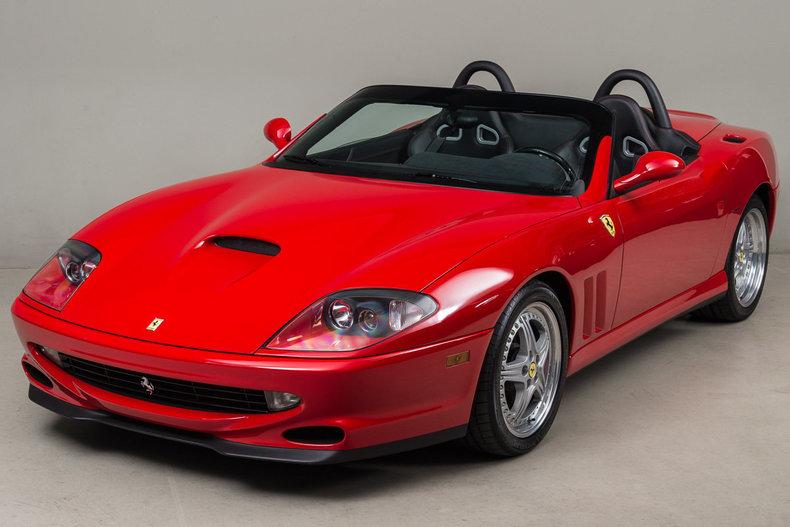 Do Want Ferrari 550 Barchetta