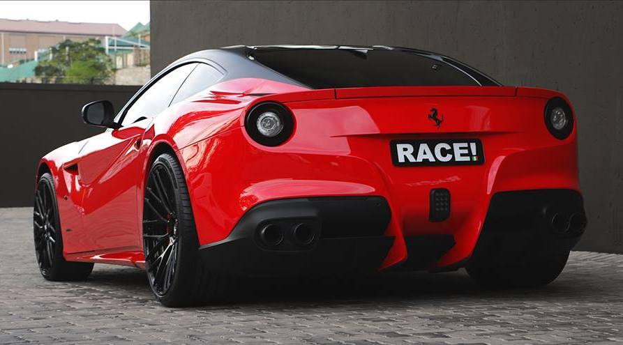 Gto Style Ferrari F12 By Race