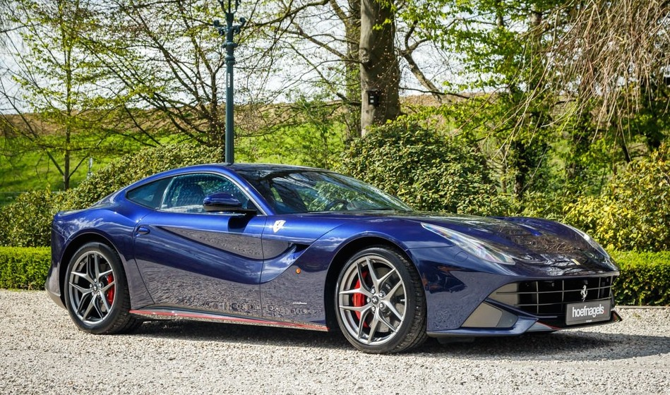 ferrari f12 tailor made spotted for sale. Black Bedroom Furniture Sets. Home Design Ideas
