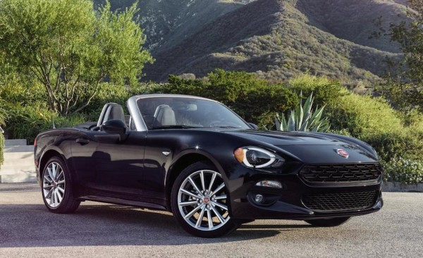 Fiat 124 Spider Pricing