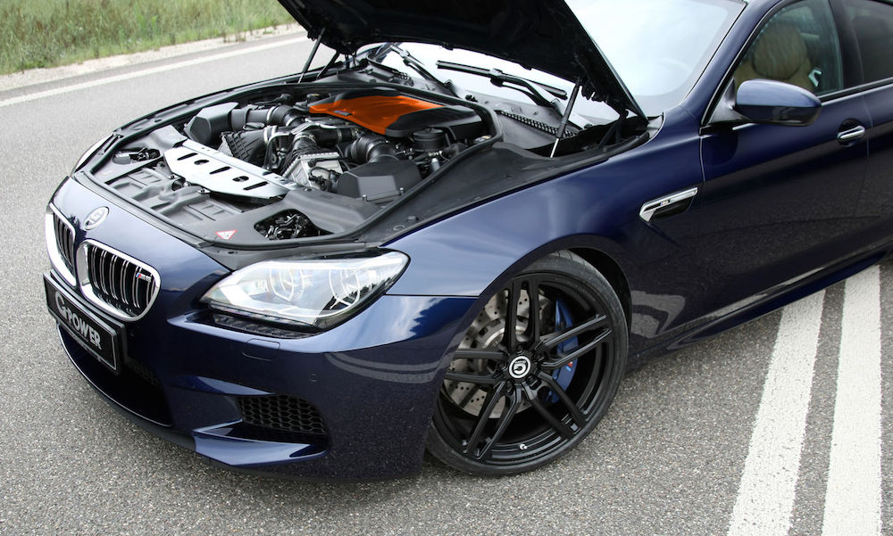 g power bmw m6 gran coupe with 740 hp. Black Bedroom Furniture Sets. Home Design Ideas