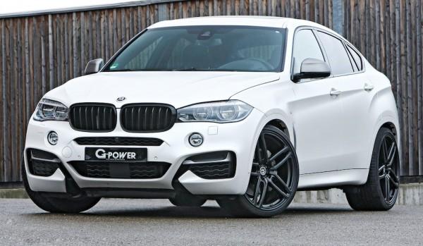 G-Power BMW X6 M50d-0