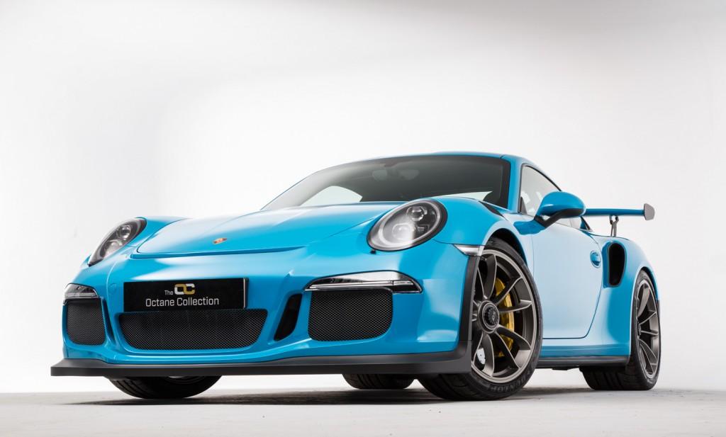Porsche 991 Gt3 Rs Looks Killer In Miami Blue