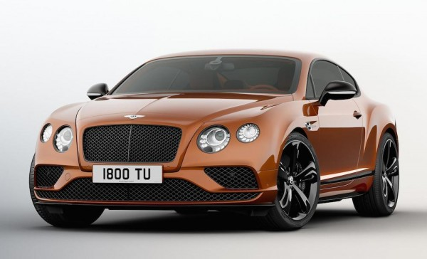 New Bentley Continental GT Speed-0