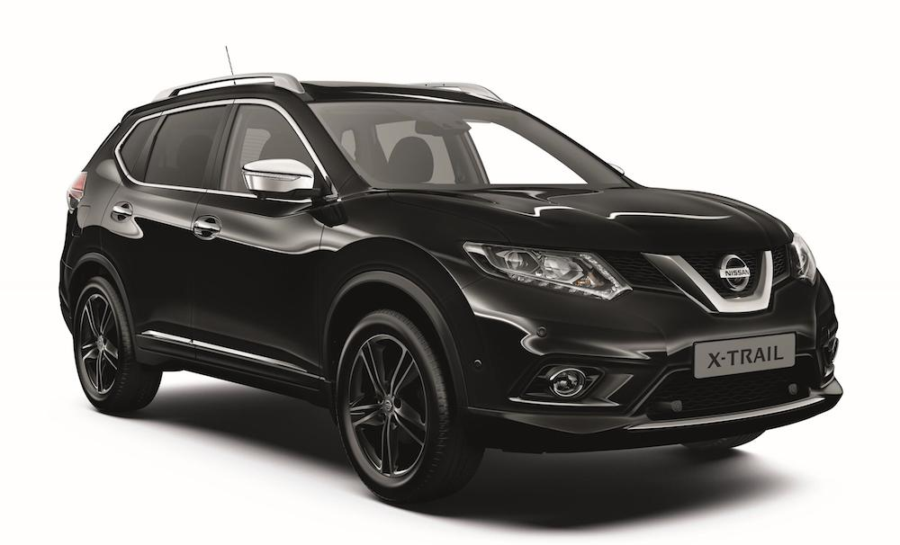 official nissan x trail style edition. Black Bedroom Furniture Sets. Home Design Ideas
