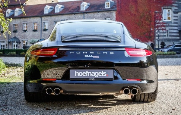 Spotted for Sale: Porsche 911 50th Anniversary Edition
