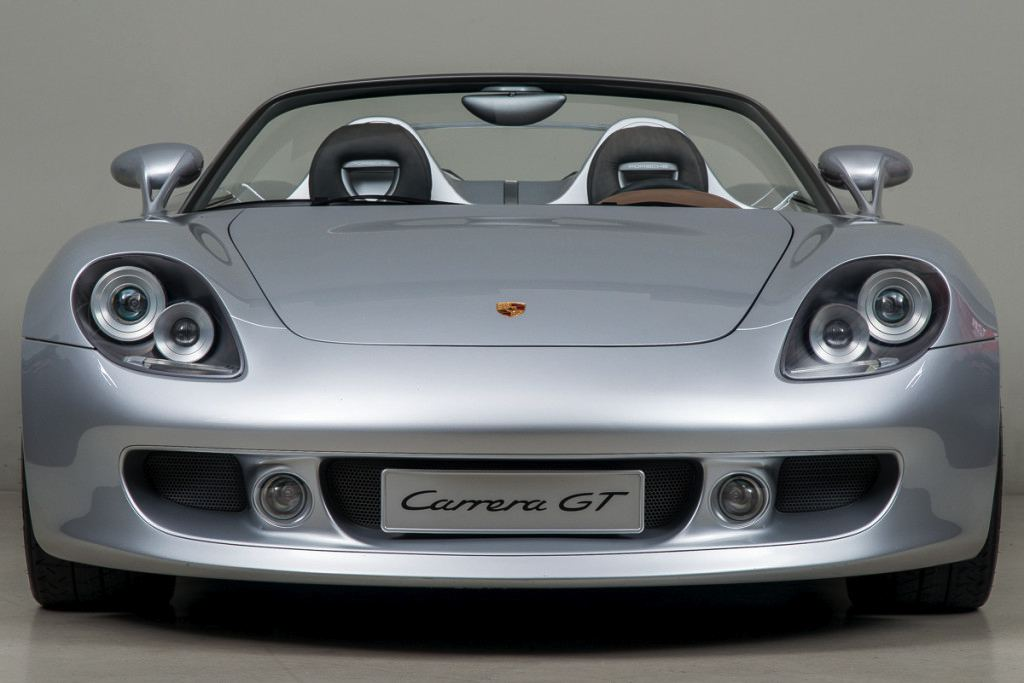 meet the one and only porsche carrera gt prototype. Black Bedroom Furniture Sets. Home Design Ideas