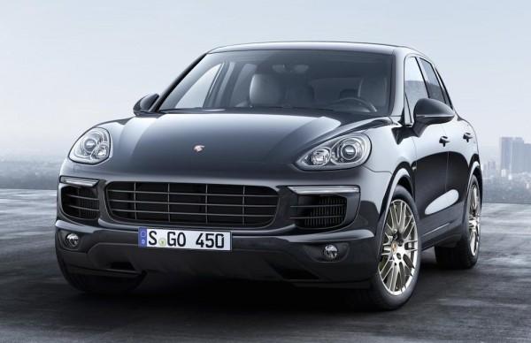 Porsche Cayenne Platinum 0 600x388 at Official: Porsche Cayenne Platinum Edition