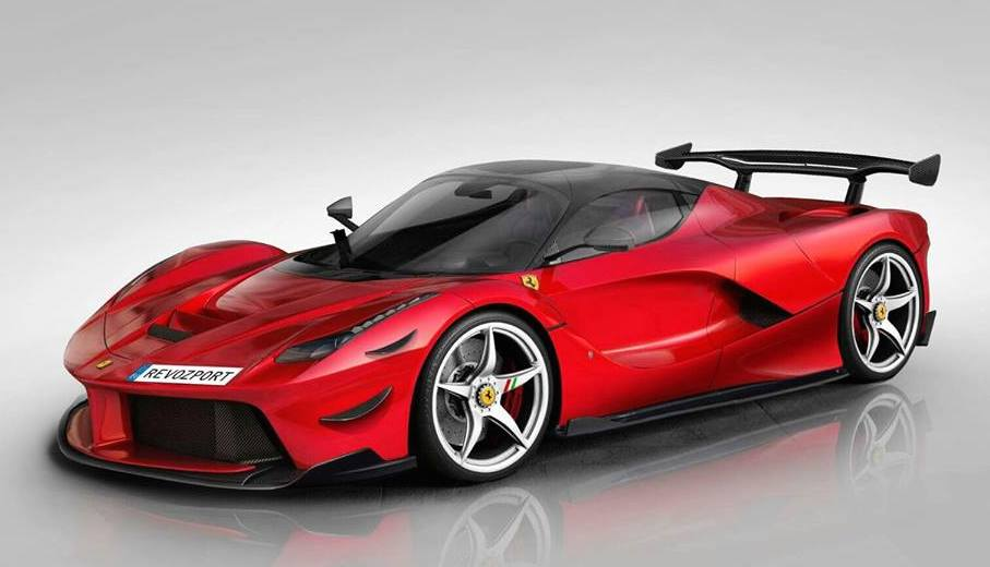 Mclaren Kit Car >> Preview: RevoZport LaFerrari R-Zentric